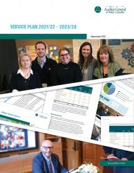 Service Plan 2021/20 – 2023/24